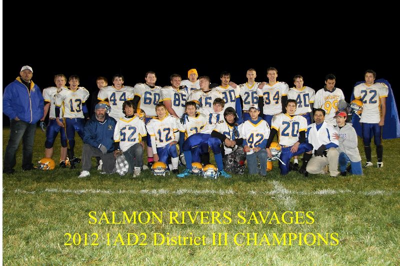 Savages Win District Championship Again!